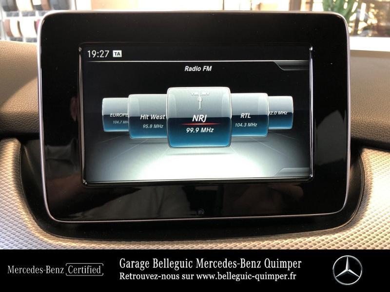 Photo 25 de l'offre de MERCEDES-BENZ Classe B 160 d 90ch Sensation à 18590€ chez Garage Belleguic - Mercedes-Benz Quimper