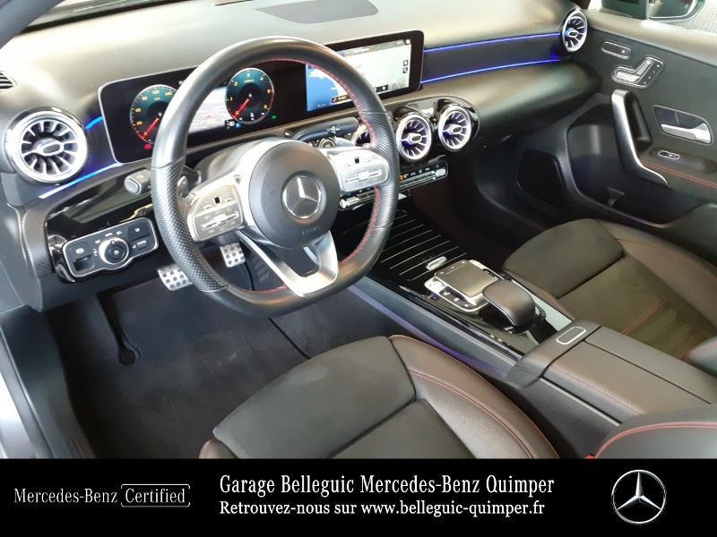Photo 18 de l'offre de MERCEDES-BENZ Classe A 180 d 116ch AMG Line 7G-DCT à 32490€ chez Garage Belleguic - Mercedes-Benz Quimper