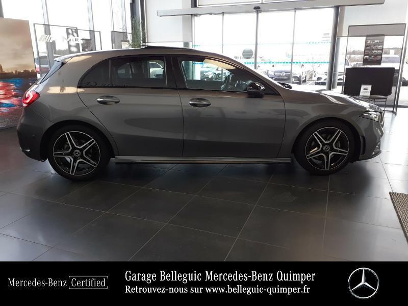 Photo 4 de l'offre de MERCEDES-BENZ Classe A 180 d 116ch AMG Line 7G-DCT à 32490€ chez Garage Belleguic - Mercedes-Benz Quimper