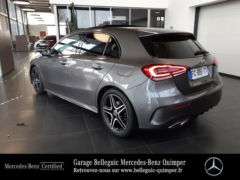 Photo 3 de l'offre de MERCEDES-BENZ Classe A 180 d 116ch AMG Line 7G-DCT à 32490€ chez Garage Belleguic - Mercedes-Benz Quimper