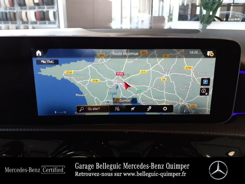 Photo 8 de l'offre de MERCEDES-BENZ Classe A 180 d 116ch AMG Line 7G-DCT à 32490€ chez Garage Belleguic - Mercedes-Benz Quimper