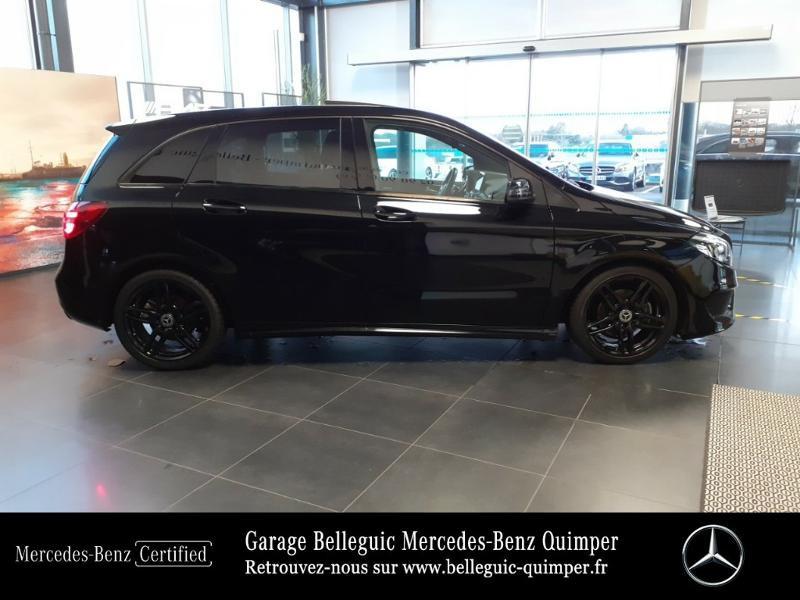 Photo 4 de l'offre de MERCEDES-BENZ Classe B 200 d Fascination 7G-DCT à 24290€ chez Garage Belleguic - Mercedes-Benz Quimper