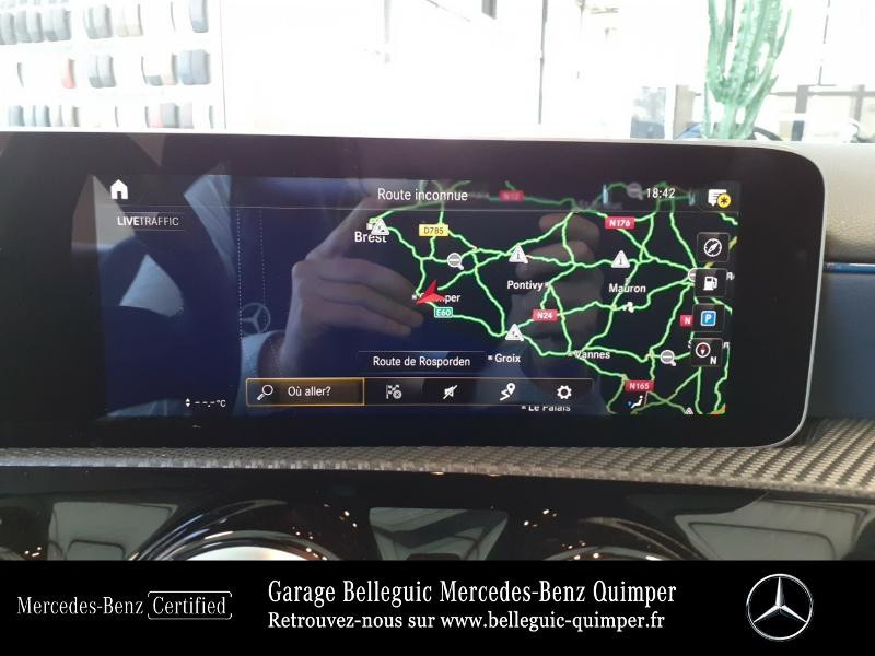 Photo 8 de l'offre de MERCEDES-BENZ Classe A 160 109ch Business Line à 24890€ chez Garage Belleguic - Mercedes-Benz Quimper