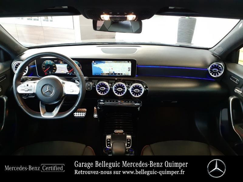 Photo 6 de l'offre de MERCEDES-BENZ Classe A 180 d 116ch AMG Line 7G-DCT à 32490€ chez Garage Belleguic - Mercedes-Benz Quimper