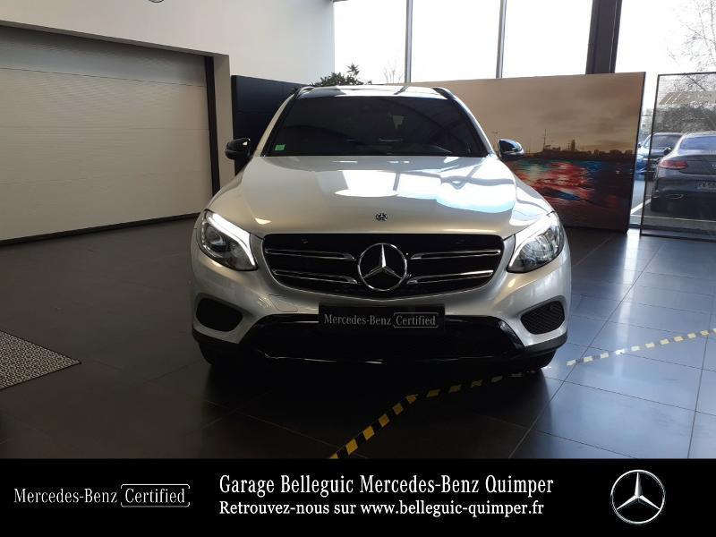 Photo 5 de l'offre de MERCEDES-BENZ GLC 350 e 211+116ch Fascination 4Matic 7G-Tronic plus à 41490€ chez Garage Belleguic - Mercedes-Benz Quimper