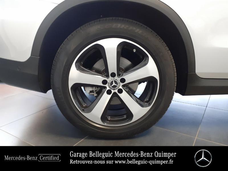 Photo 13 de l'offre de MERCEDES-BENZ GLC 350 e 211+116ch Fascination 4Matic 7G-Tronic plus à 41490€ chez Garage Belleguic - Mercedes-Benz Quimper