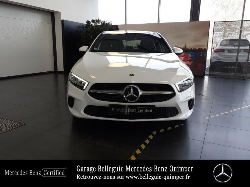 Photo 5 de l'offre de MERCEDES-BENZ Classe A 160 109ch Business Line à 24890€ chez Garage Belleguic - Mercedes-Benz Quimper