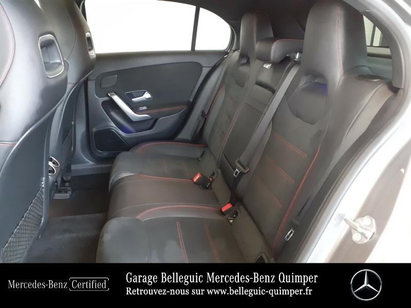 Photo 11 de l'offre de MERCEDES-BENZ Classe A 180 d 116ch AMG Line 7G-DCT à 32490€ chez Garage Belleguic - Mercedes-Benz Quimper