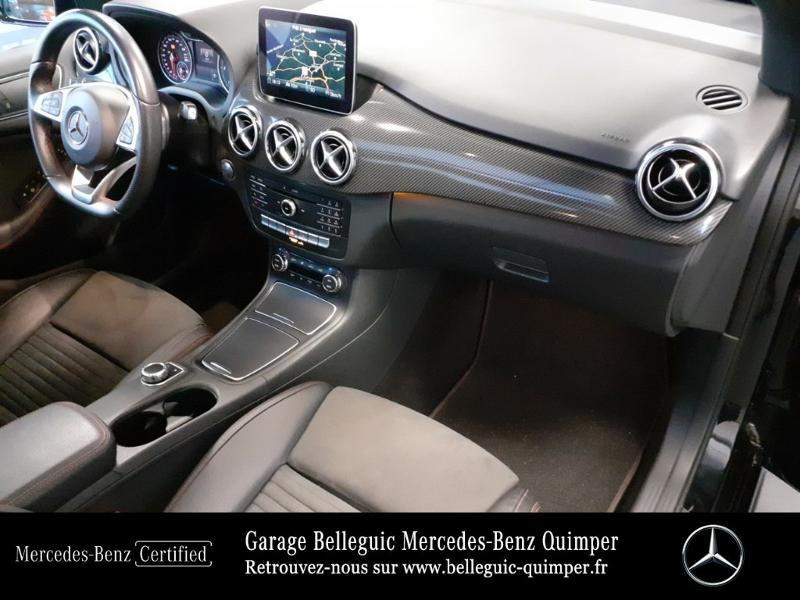 Photo 19 de l'offre de MERCEDES-BENZ Classe B 200 d Fascination 7G-DCT à 24290€ chez Garage Belleguic - Mercedes-Benz Quimper