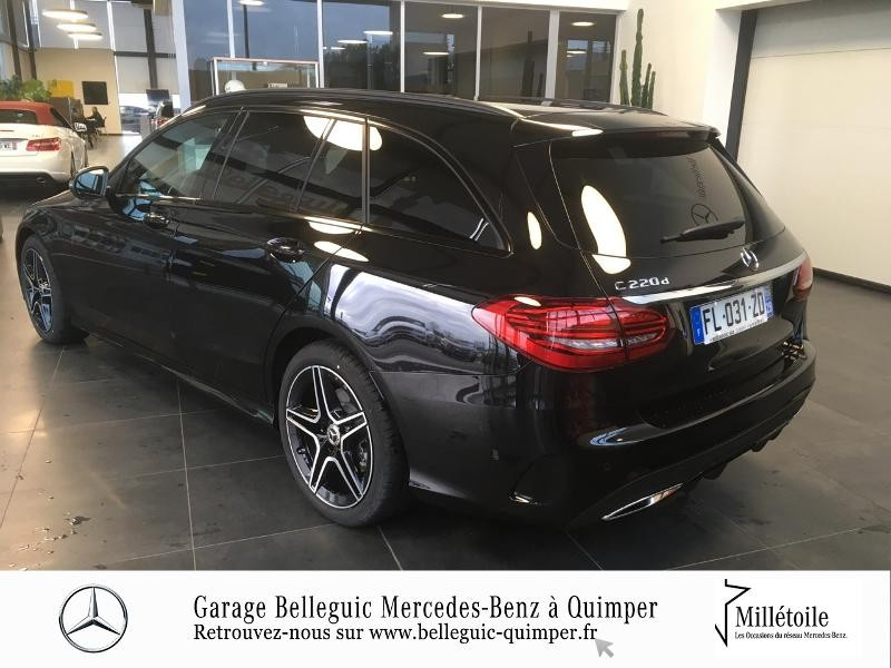 Photo 3 de l'offre de MERCEDES-BENZ Classe C Break 220 d 194ch AMG Line 9G-Tronic à 42999€ chez Garage Belleguic - Mercedes-Benz Quimper
