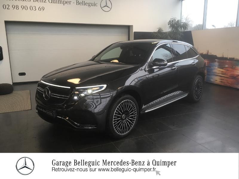 Photo 21 de l'offre de MERCEDES-BENZ EQC 400 408ch AMG Line 4Matic à 79999€ chez Garage Belleguic - Mercedes-Benz Quimper