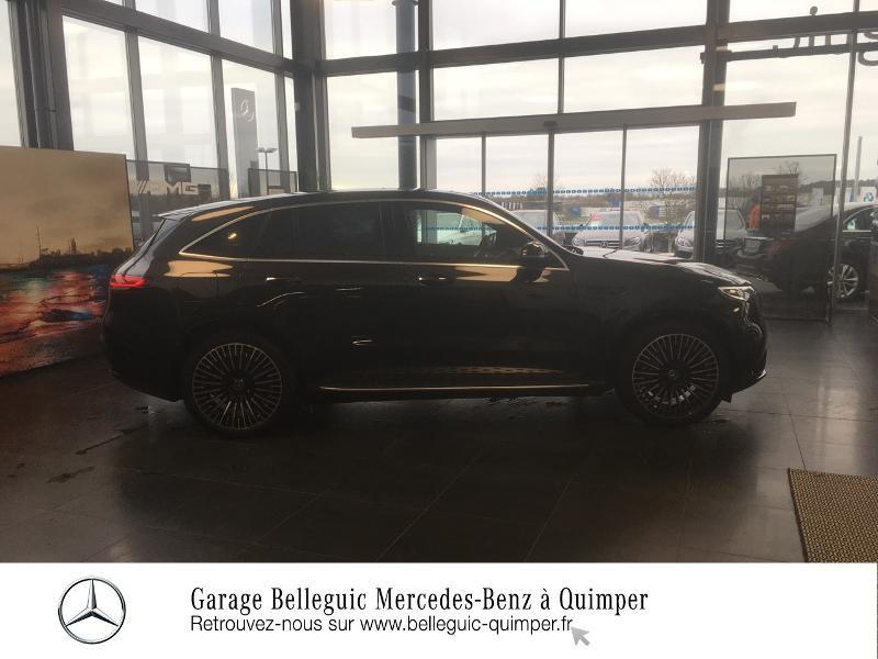 Photo 4 de l'offre de MERCEDES-BENZ EQC 400 408ch AMG Line 4Matic à 79999€ chez Garage Belleguic - Mercedes-Benz Quimper