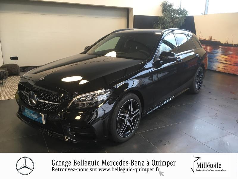 Photo 19 de l'offre de MERCEDES-BENZ Classe C Break 220 d 194ch AMG Line 9G-Tronic à 42999€ chez Garage Belleguic - Mercedes-Benz Quimper