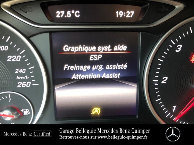 Photo 23 de l'offre de MERCEDES-BENZ Classe B 160 d 90ch Sensation à 18590€ chez Garage Belleguic - Mercedes-Benz Quimper