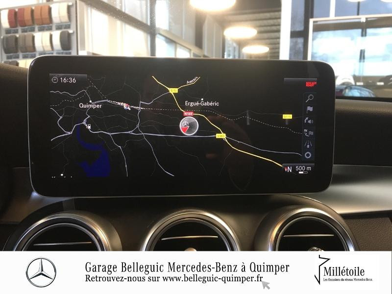 Photo 8 de l'offre de MERCEDES-BENZ Classe C Break 220 d 194ch AMG Line 9G-Tronic à 42999€ chez Garage Belleguic - Mercedes-Benz Quimper