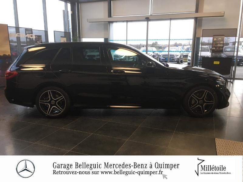 Photo 4 de l'offre de MERCEDES-BENZ Classe C Break 220 d 194ch AMG Line 9G-Tronic à 42999€ chez Garage Belleguic - Mercedes-Benz Quimper