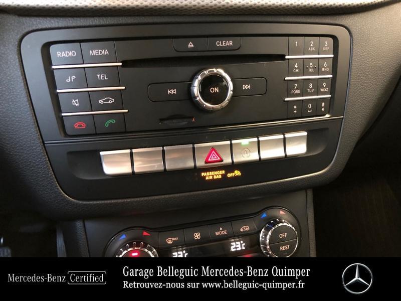 Photo 30 de l'offre de MERCEDES-BENZ Classe B 160 d 90ch Sensation à 18590€ chez Garage Belleguic - Mercedes-Benz Quimper
