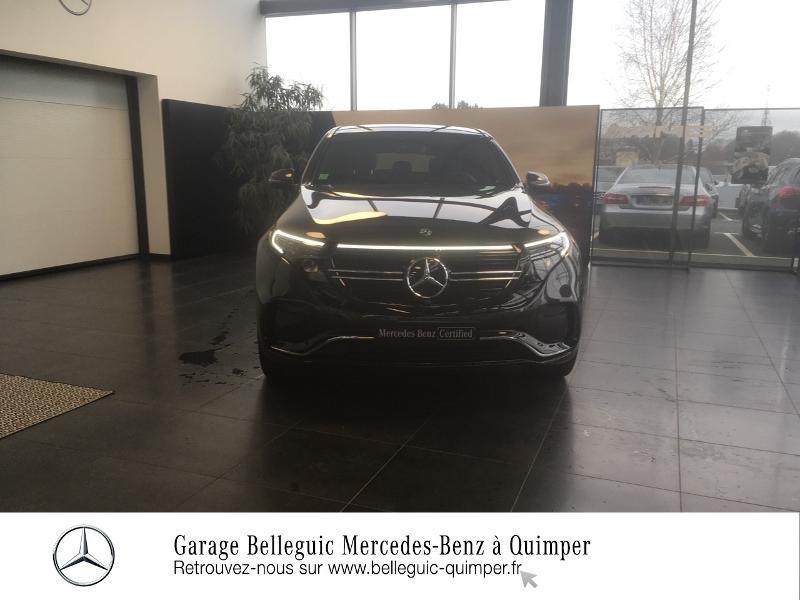 Photo 5 de l'offre de MERCEDES-BENZ EQC 400 408ch AMG Line 4Matic à 79999€ chez Garage Belleguic - Mercedes-Benz Quimper
