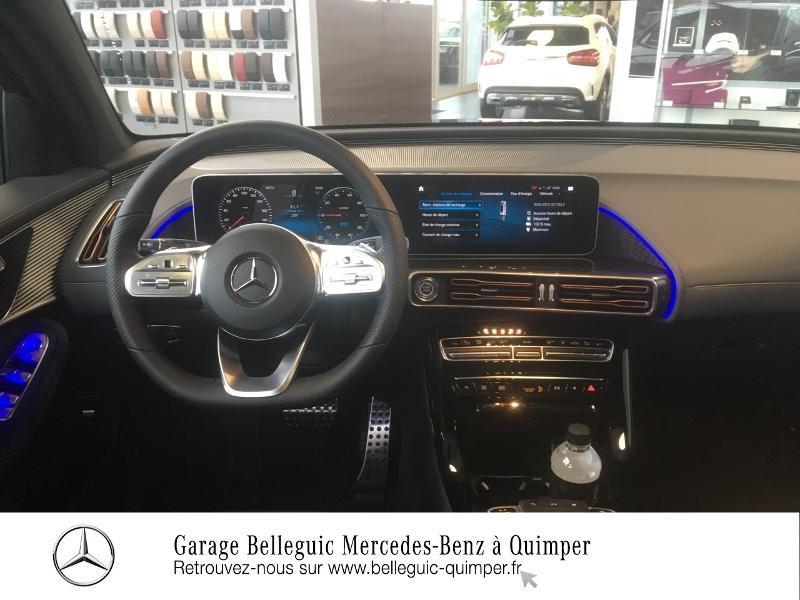 Photo 6 de l'offre de MERCEDES-BENZ EQC 400 408ch AMG Line 4Matic à 79999€ chez Garage Belleguic - Mercedes-Benz Quimper