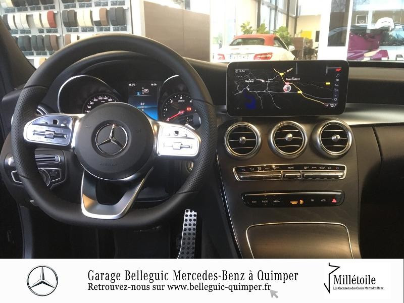 Photo 6 de l'offre de MERCEDES-BENZ Classe C Break 220 d 194ch AMG Line 9G-Tronic à 42999€ chez Garage Belleguic - Mercedes-Benz Quimper