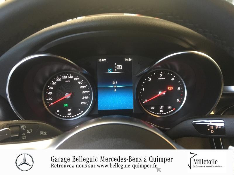 Photo 9 de l'offre de MERCEDES-BENZ Classe C Break 220 d 194ch AMG Line 9G-Tronic à 42999€ chez Garage Belleguic - Mercedes-Benz Quimper