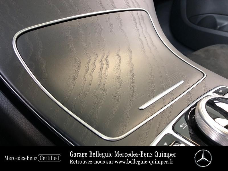 Photo 30 de l'offre de MERCEDES-BENZ Classe C Break 200 d 160ch AMG Line 9G-Tronic à 36390€ chez Garage Belleguic - Mercedes-Benz Quimper