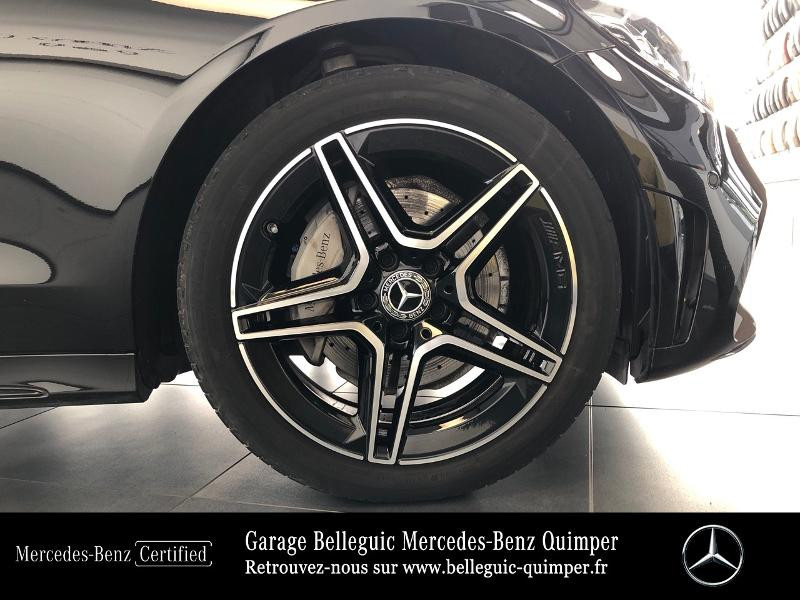 Photo 16 de l'offre de MERCEDES-BENZ Classe C Break 200 d 160ch AMG Line 9G-Tronic à 36390€ chez Garage Belleguic - Mercedes-Benz Quimper