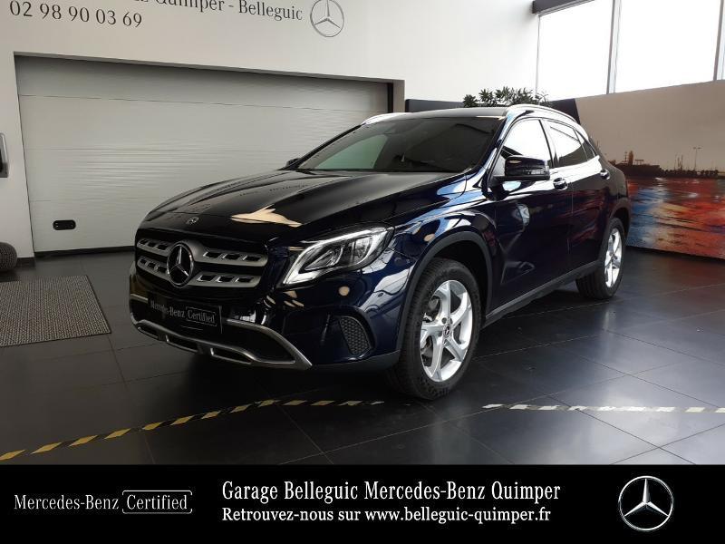 Photo 31 de l'offre de MERCEDES-BENZ Classe GLA 180 d Sensation 7G-DCT à 25889€ chez Garage Belleguic - Mercedes-Benz Quimper