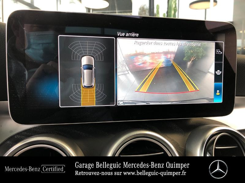 Photo 26 de l'offre de MERCEDES-BENZ Classe C Break 200 d 160ch AMG Line 9G-Tronic à 36390€ chez Garage Belleguic - Mercedes-Benz Quimper