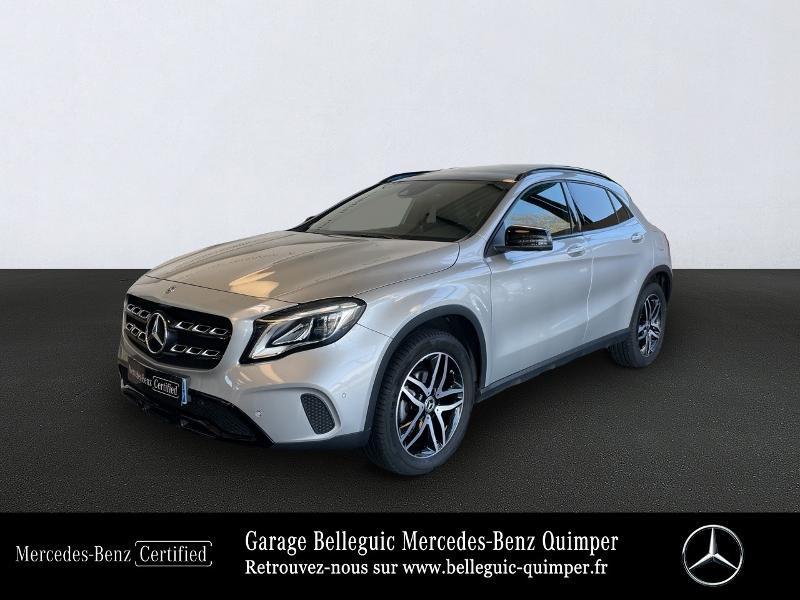 Mercedes-Benz Classe GLA 220 d Sensation 7G-DCT Diesel Argent Polaire métal Occasion à vendre
