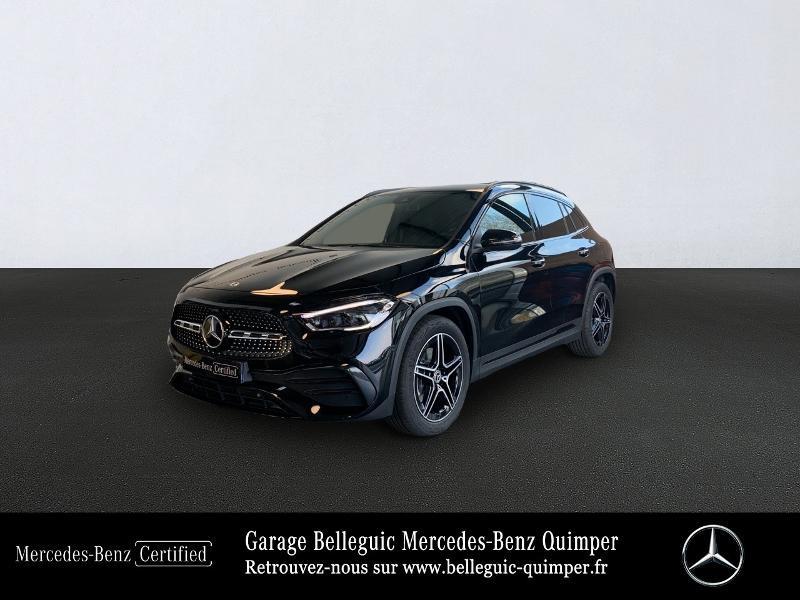 Mercedes-Benz Classe GLA 200 d 150ch AMG Line 8G-DCT Diesel Noir Cosmos Métal Occasion à vendre