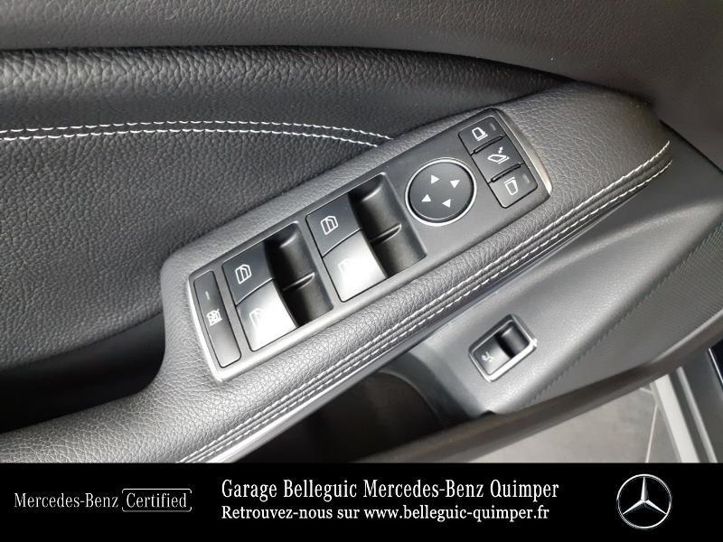 Photo 30 de l'offre de MERCEDES-BENZ Classe GLA 180 d Sensation 7G-DCT à 25889€ chez Garage Belleguic - Mercedes-Benz Quimper