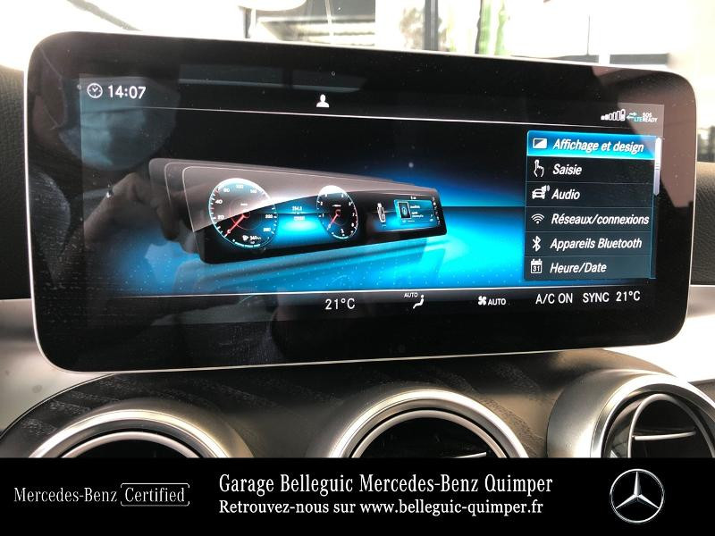 Photo 28 de l'offre de MERCEDES-BENZ Classe C Break 200 d 160ch AMG Line 9G-Tronic à 36390€ chez Garage Belleguic - Mercedes-Benz Quimper