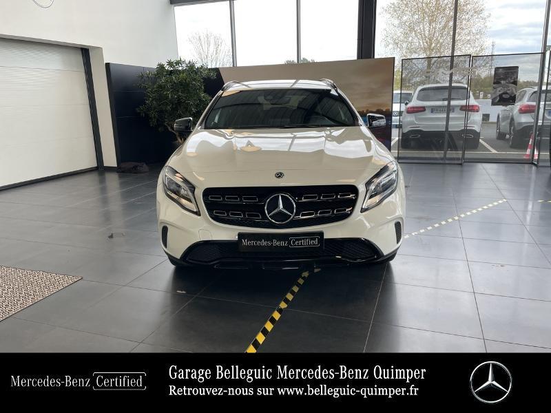 Photo 5 de l'offre de MERCEDES-BENZ Classe GLA 180 d Sensation 7G-DCT à 26390€ chez Garage Belleguic - Mercedes-Benz Quimper