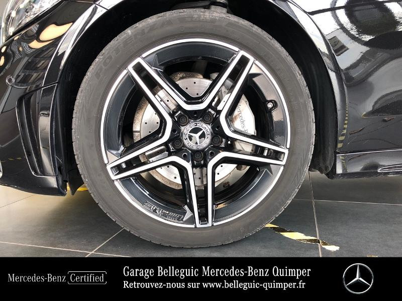 Photo 13 de l'offre de MERCEDES-BENZ Classe C Break 200 d 160ch AMG Line 9G-Tronic à 36390€ chez Garage Belleguic - Mercedes-Benz Quimper