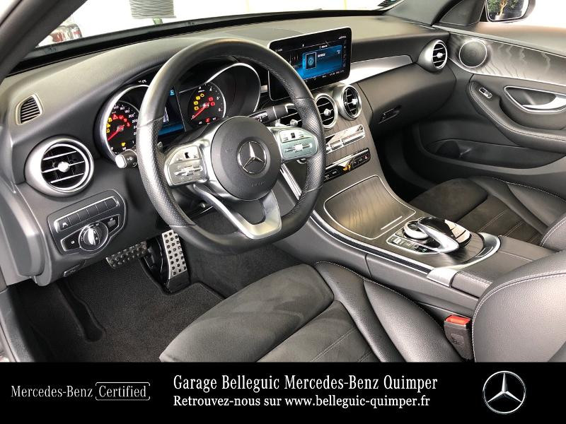 Photo 19 de l'offre de MERCEDES-BENZ Classe C Break 200 d 160ch AMG Line 9G-Tronic à 36390€ chez Garage Belleguic - Mercedes-Benz Quimper