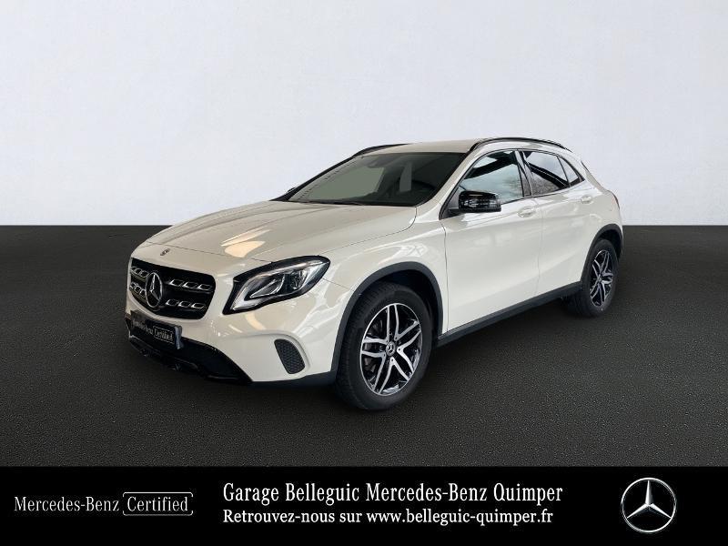 Mercedes-Benz Classe GLA 180 d Sensation 7G-DCT Diesel Blanc Cirrus Occasion à vendre