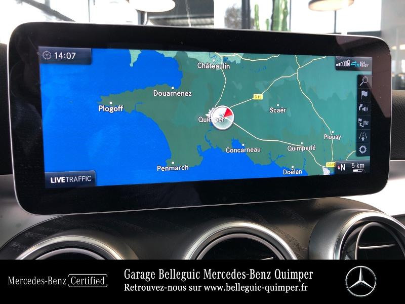 Photo 25 de l'offre de MERCEDES-BENZ Classe C Break 200 d 160ch AMG Line 9G-Tronic à 36390€ chez Garage Belleguic - Mercedes-Benz Quimper