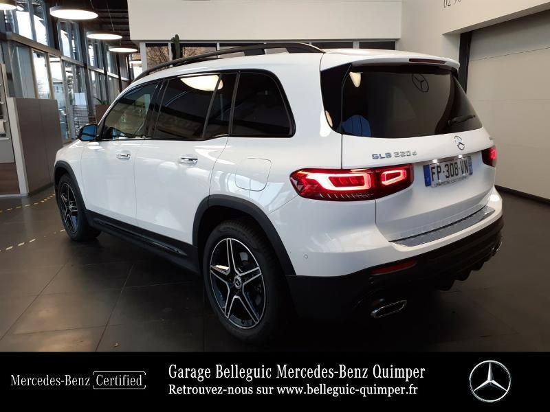 Photo 3 de l'offre de MERCEDES-BENZ GLB 220d 190ch AMG Line 4Matic 8G-DCT à 50490€ chez Garage Belleguic - Mercedes-Benz Quimper