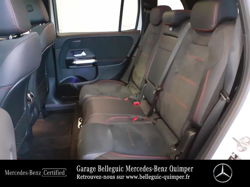 Photo 11 de l'offre de MERCEDES-BENZ GLB 220d 190ch AMG Line 4Matic 8G-DCT à 50490€ chez Garage Belleguic - Mercedes-Benz Quimper