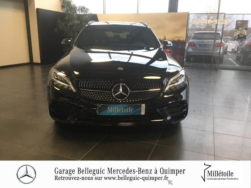 Photo 5 de l'offre de MERCEDES-BENZ Classe C Break 220 d 194ch AMG Line 9G-Tronic à 42999€ chez Garage Belleguic - Mercedes-Benz Quimper