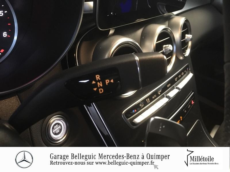 Photo 10 de l'offre de MERCEDES-BENZ Classe C Break 220 d 194ch AMG Line 9G-Tronic à 42999€ chez Garage Belleguic - Mercedes-Benz Quimper