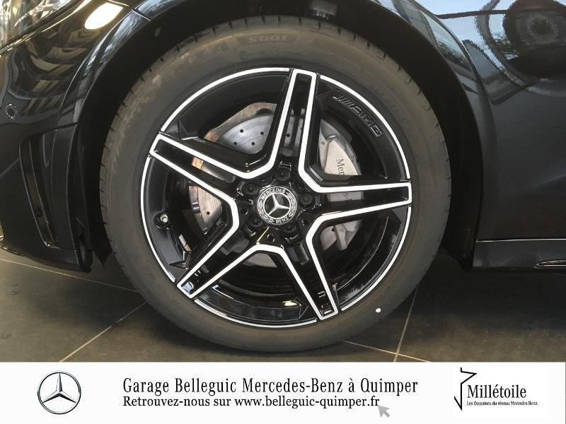Photo 13 de l'offre de MERCEDES-BENZ Classe C Break 220 d 194ch AMG Line 9G-Tronic à 42999€ chez Garage Belleguic - Mercedes-Benz Quimper