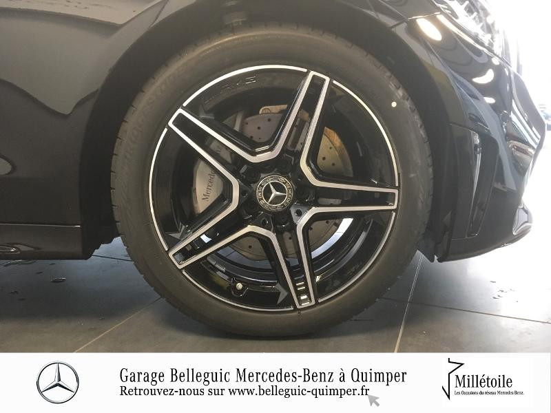 Photo 16 de l'offre de MERCEDES-BENZ Classe C Break 220 d 194ch AMG Line 9G-Tronic à 42999€ chez Garage Belleguic - Mercedes-Benz Quimper