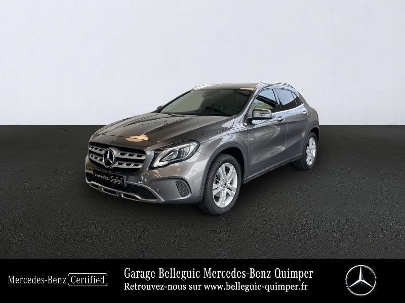 Mercedes-Benz Classe GLA 200 d Business Executive 7G-DCT Diesel Gris Sélénite métal Occasion à vendre