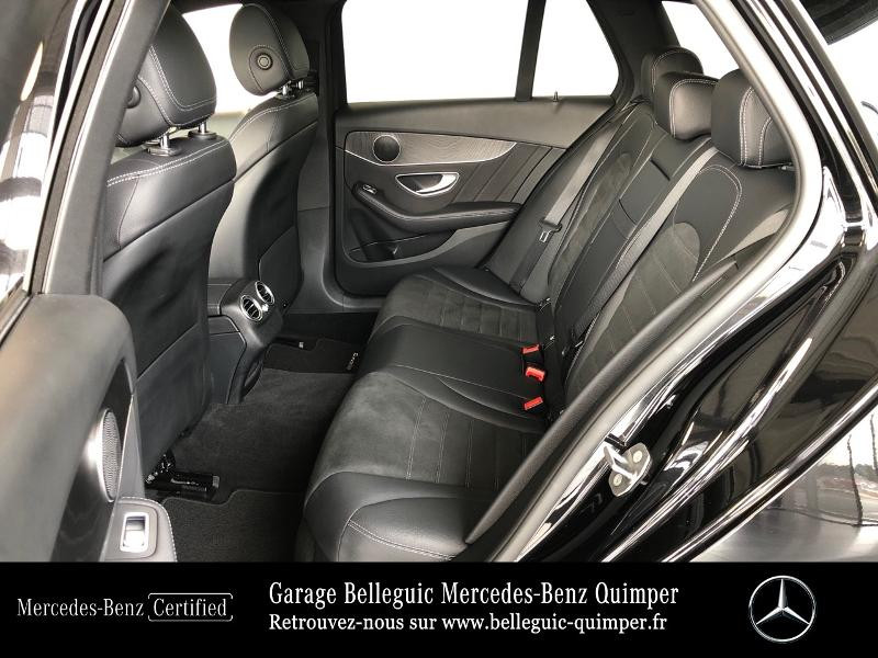 Photo 11 de l'offre de MERCEDES-BENZ Classe C Break 200 d 160ch AMG Line 9G-Tronic à 36390€ chez Garage Belleguic - Mercedes-Benz Quimper