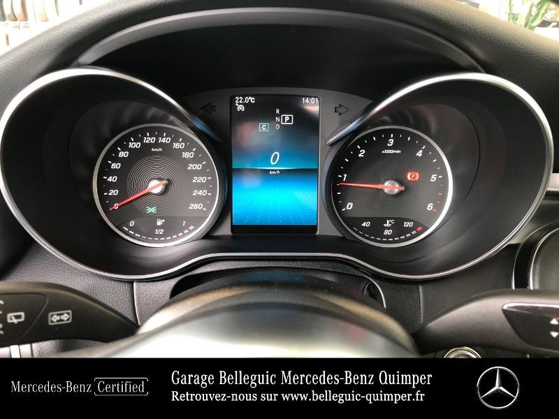 Photo 9 de l'offre de MERCEDES-BENZ Classe C Break 200 d 160ch AMG Line 9G-Tronic à 36390€ chez Garage Belleguic - Mercedes-Benz Quimper