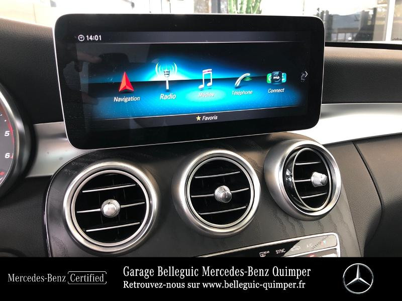 Photo 8 de l'offre de MERCEDES-BENZ Classe C Break 200 d 160ch AMG Line 9G-Tronic à 36390€ chez Garage Belleguic - Mercedes-Benz Quimper