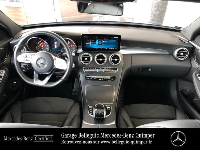 Photo 6 de l'offre de MERCEDES-BENZ Classe C Break 200 d 160ch AMG Line 9G-Tronic à 36390€ chez Garage Belleguic - Mercedes-Benz Quimper