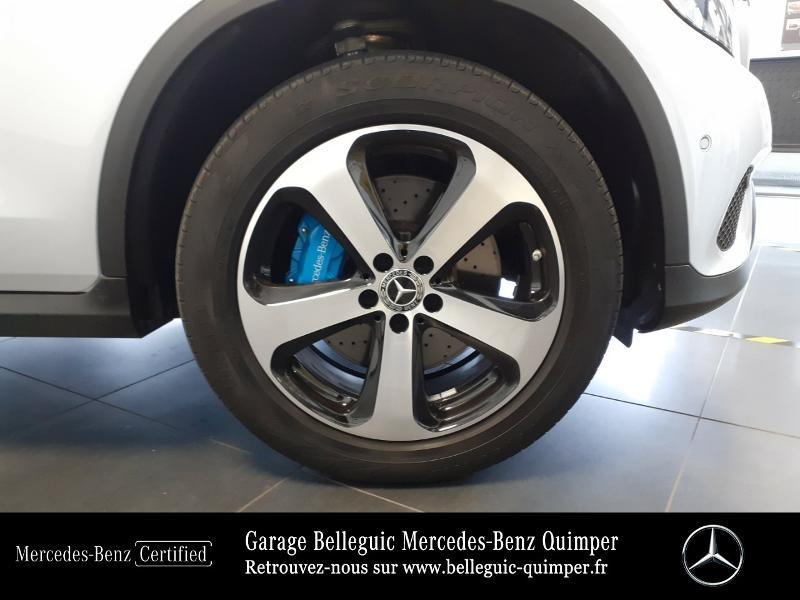 Photo 14 de l'offre de MERCEDES-BENZ GLC 350 e 211+116ch Fascination 4Matic 7G-Tronic plus à 41490€ chez Garage Belleguic - Mercedes-Benz Quimper